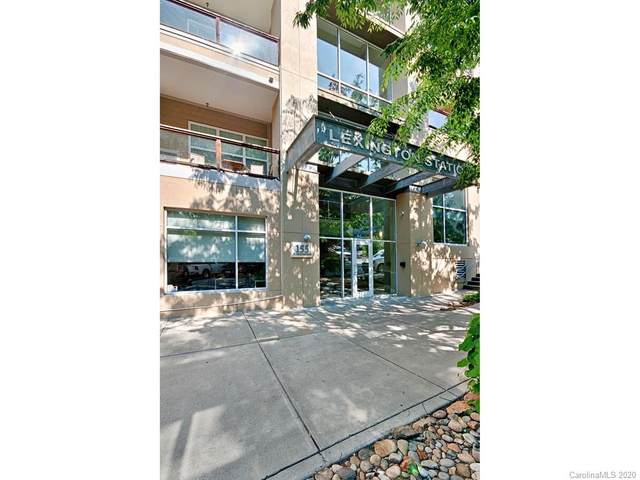 155 S Lexington Avenue #308, Asheville, NC 28801 (#3628113) :: Carlyle Properties