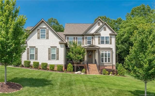 111 Overlook Ridge Lane, Davidson, NC 28036 (#3628255) :: Austin Barnett Realty, LLC