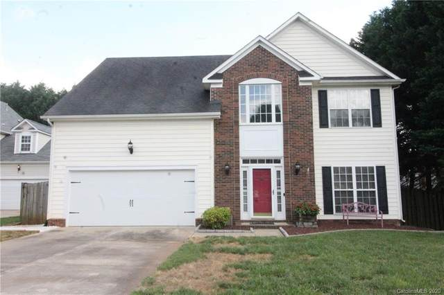 4164 Griswell Drive NW, Concord, NC 28027 (#3628284) :: Zanthia Hastings Team