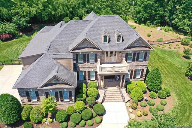 4004 Quintessa Court, Matthews, NC 28104 (#3628319) :: High Performance Real Estate Advisors
