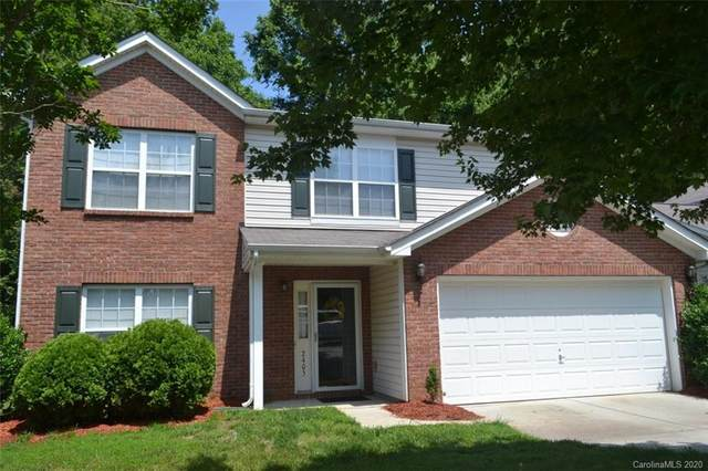 2405 Marthas Ridge Drive, Statesville, NC 28625 (#3628333) :: Carlyle Properties