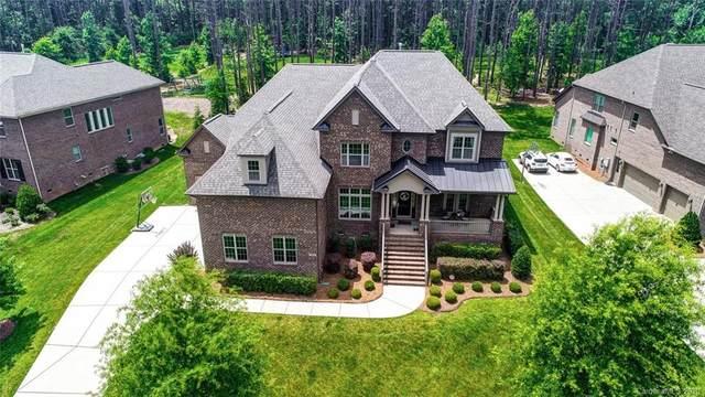 209 Wheatberry Hill Drive, Matthews, NC 28104 (#3628355) :: Carlyle Properties
