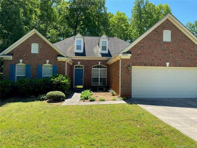 8904 Hadco Lane, Matthews, NC 28105 (#3628471) :: Stephen Cooley Real Estate Group