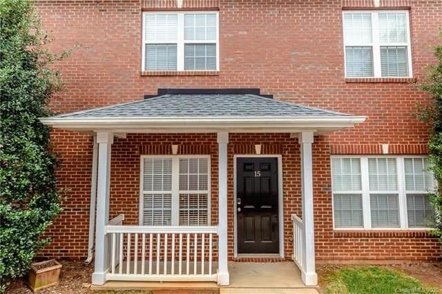 917 Shearer Street #15, Davidson, NC 28036 (#3628479) :: Rinehart Realty