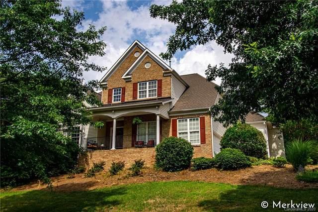 10104 Lafoy Drive, Huntersville, NC 28078 (#3628508) :: Austin Barnett Realty, LLC