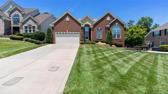 12729 Kane Alexander Drive, Huntersville, NC 28078 (#3628518) :: Carlyle Properties