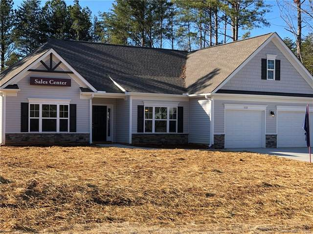 165 Windstone Drive #16, Troutman, NC 28166 (#3628534) :: Home and Key Realty