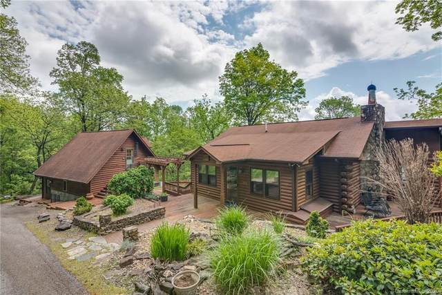 295 Mountainside Drive, Columbus, NC 28722 (#3628574) :: MartinGroup Properties