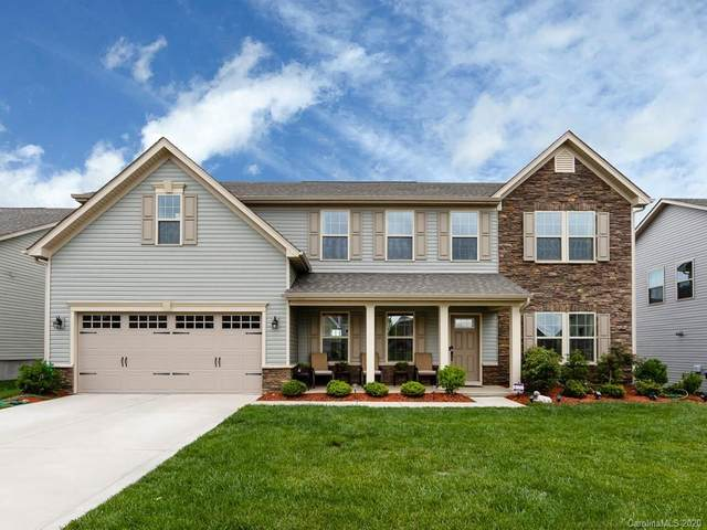 2164 Stone Pile Drive SW, Concord, NC 28025 (#3628598) :: High Performance Real Estate Advisors