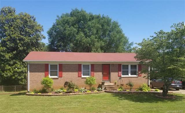 1164 Village Circle, Hickory, NC 28602 (#3628601) :: Rinehart Realty