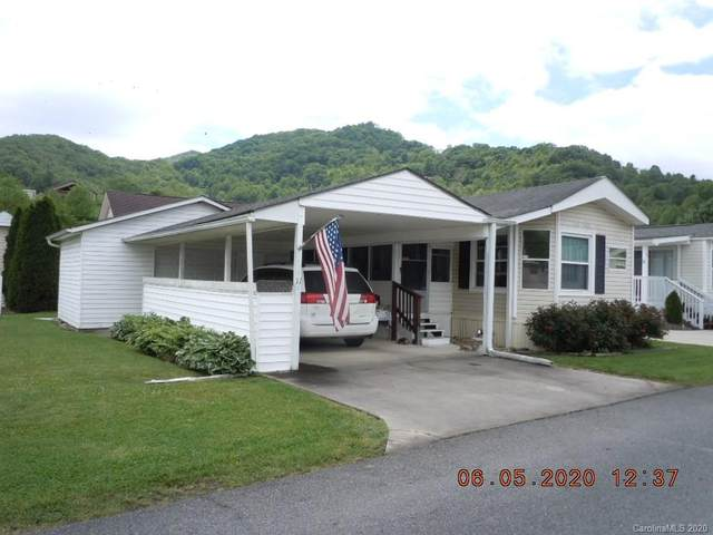 11 Strollers Lane, Waynesville, NC 28785 (#3628670) :: Rinehart Realty