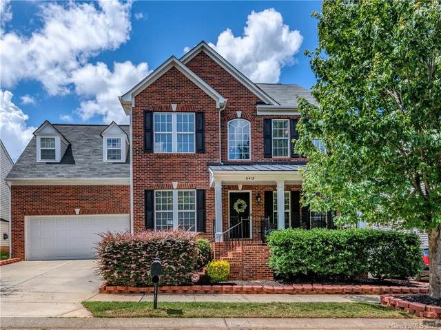 8415 Castledown Drive, Huntersville, NC 28078 (#3628674) :: Robert Greene Real Estate, Inc.
