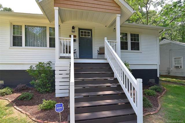 1225 Spruce Street, Charlotte, NC 28203 (#3628698) :: Carlyle Properties