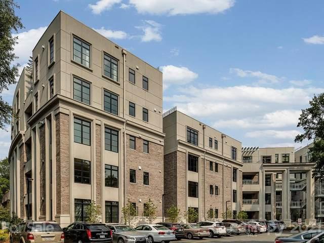 1333 Queens Road D2, Charlotte, NC 28207 (#3628784) :: Cloninger Properties