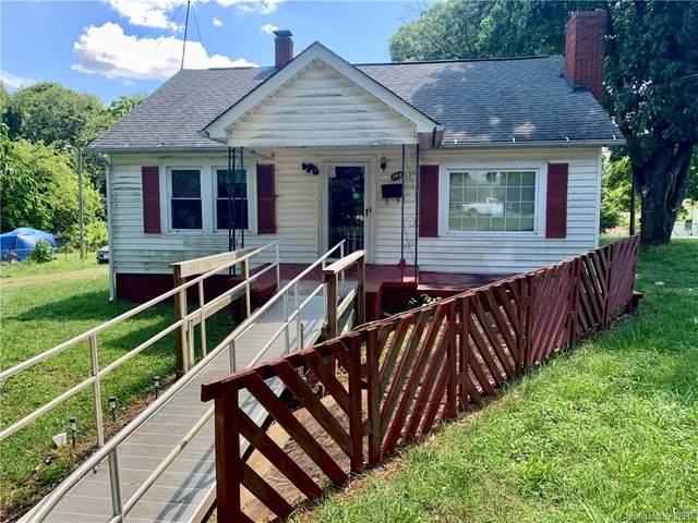 144 Robbins Street SW, Concord, NC 28025 (#3628870) :: Carlyle Properties
