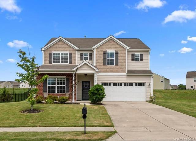 4011 Singletree Lane, Indian Trail, NC 28079 (#3629044) :: Stephen Cooley Real Estate Group
