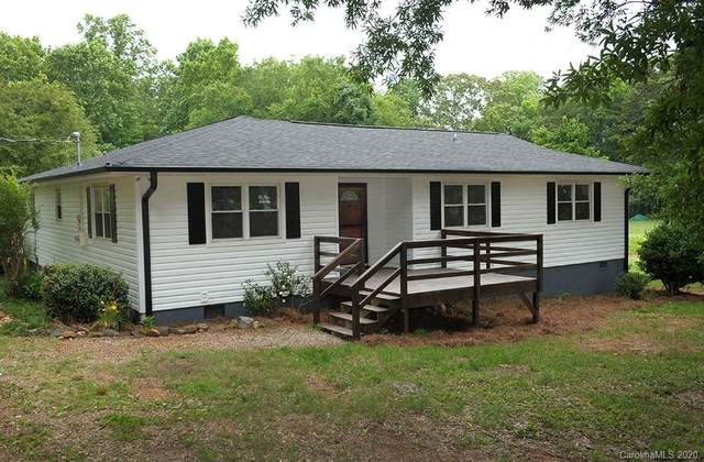5813 Phaniels Church Road, Rockwell, NC 28138 (#3629058) :: Miller Realty Group