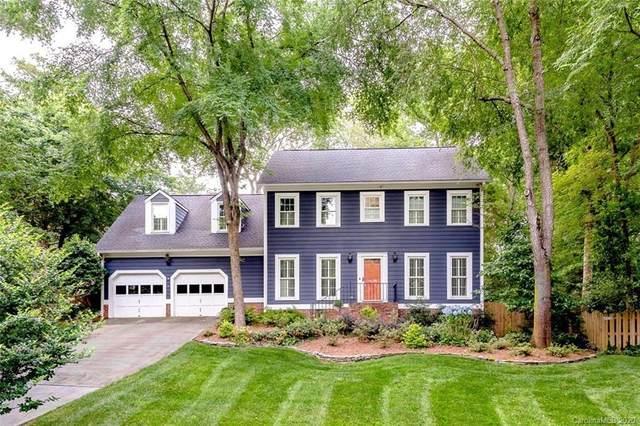 9606 Hanover Ridge Court, Charlotte, NC 28210 (#3629084) :: Carlyle Properties