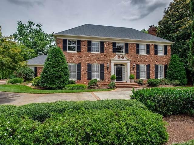 3801 Pomfret Lane, Charlotte, NC 28211 (#3629098) :: Premier Realty NC