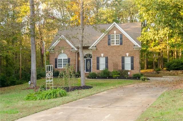 5110 Twin Cedars Drive #3, Monroe, NC 28110 (#3629285) :: Besecker Homes Team