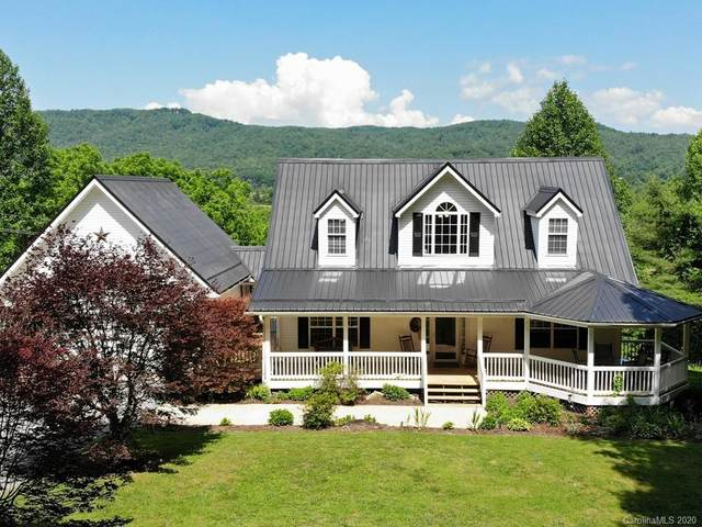 120 Kennedy Drive, Pisgah Forest, NC 28768 (#3629363) :: Carlyle Properties