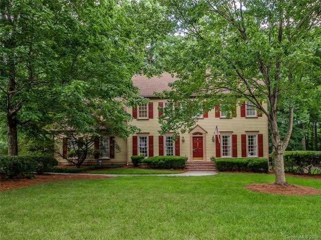 10311 Foxhall Drive, Charlotte, NC 28210 (#3629398) :: Carlyle Properties