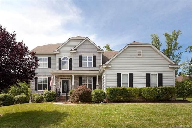 10014 King George Lane #213, Waxhaw, NC 28173 (#3629497) :: Carlyle Properties