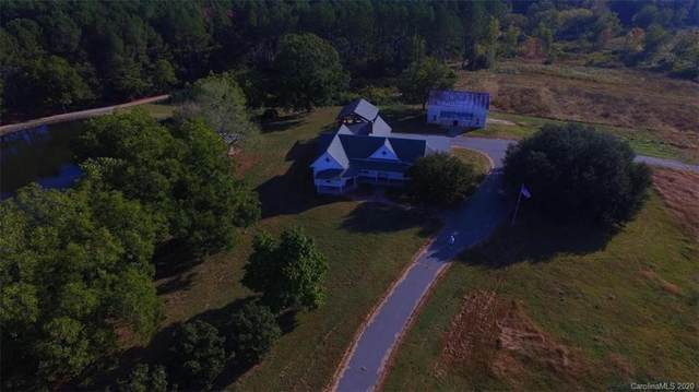 1615 Stack Road, Monroe, NC 28112 (#3629537) :: Miller Realty Group