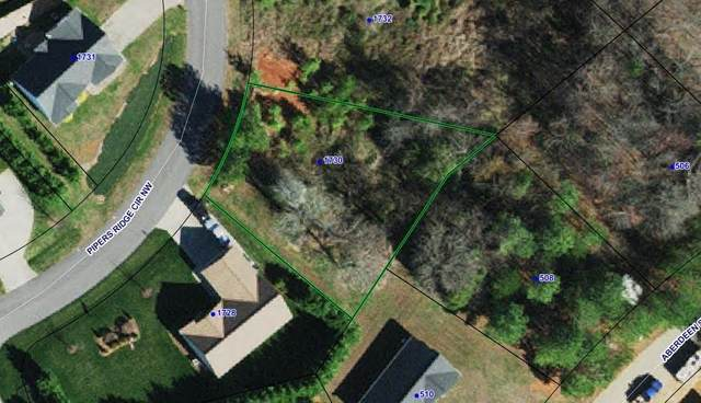 1730 Pipers Ridge Circle NW, Conover, NC 28613 (#3629580) :: IDEAL Realty