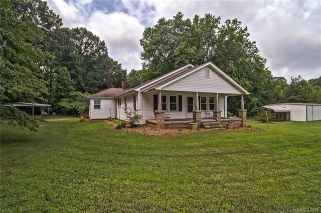 5628 Phaniel Church Road, Rockwell, NC 28138 (#3629584) :: Stephen Cooley Real Estate Group