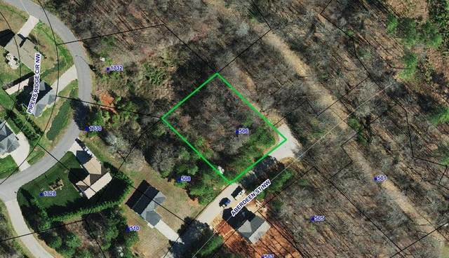 506 Aberdeen Street NW, Conover, NC 28613 (#3629586) :: Homes Charlotte