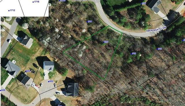 517 Aberdeen Street NW, Conover, NC 28613 (#3629602) :: Mossy Oak Properties Land and Luxury