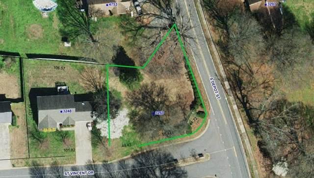 3260 St Vincent Drive, Claremont, NC 28610 (#3629639) :: Johnson Property Group - Keller Williams