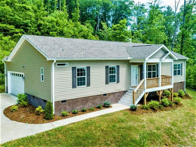 115 Luther Cove Road, Candler, NC 28715 (#3629644) :: High Performance Real Estate Advisors
