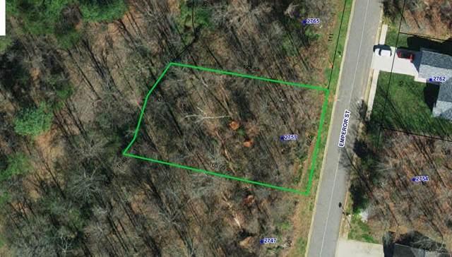 2757 Emperor Street, Claremont, NC 28610 (#3629647) :: Johnson Property Group - Keller Williams