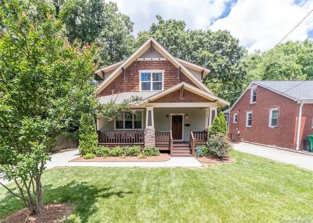 3609 Oakwood Avenue, Charlotte, NC 28205 (#3629697) :: Robert Greene Real Estate, Inc.