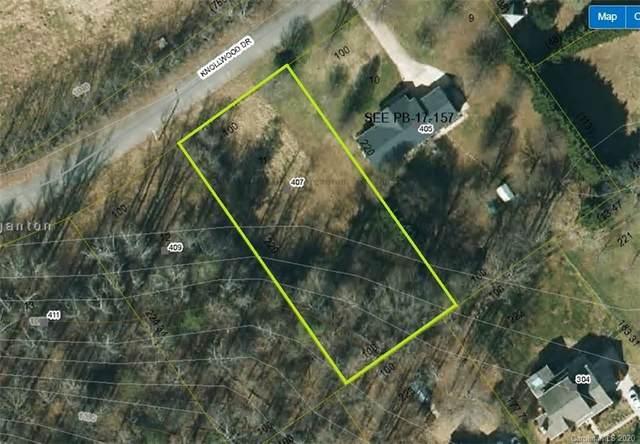 407 Knollwood Drive, Morganton, NC 28655 (#3629744) :: Carlyle Properties