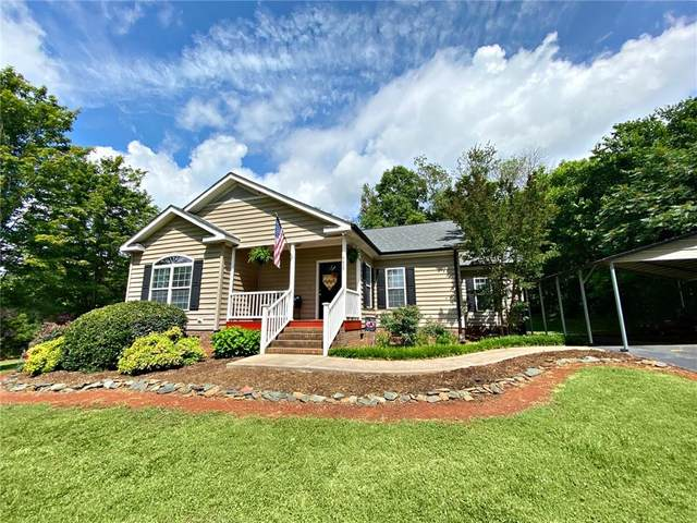 4479 Rock Barn Road, Claremont, NC 28610 (#3629976) :: Stephen Cooley Real Estate Group