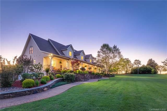 2701 Saint James Church Road, Newton, NC 28658 (#3630006) :: Stephen Cooley Real Estate Group
