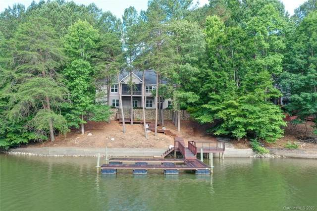 2164 Capes Cove Drive, Sherrills Ford, NC 28673 (#3630094) :: Carlyle Properties