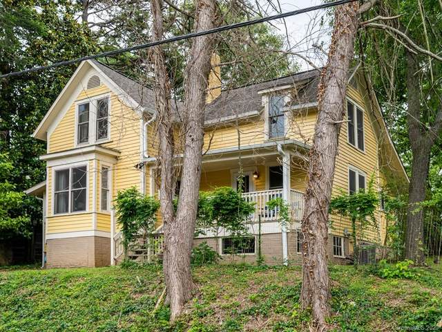 65 Hillside Street, Asheville, NC 28801 (#3630117) :: Johnson Property Group - Keller Williams