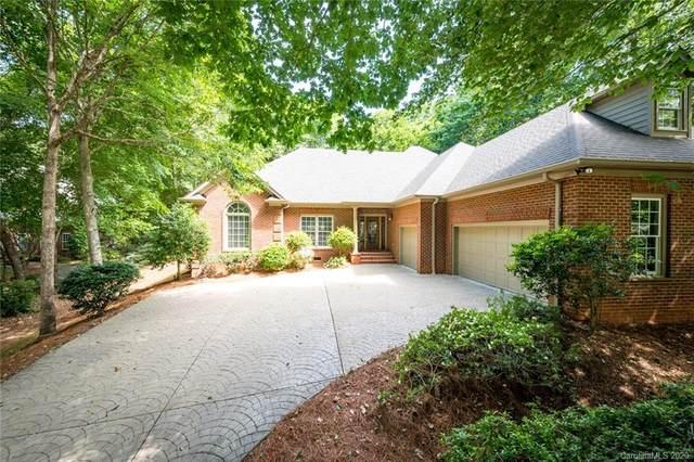 215 Pebble Stone Lane, Matthews, NC 28104 (#3630140) :: Rinehart Realty