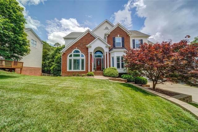 2727 Providence Spring Lane, Charlotte, NC 28270 (#3630144) :: Robert Greene Real Estate, Inc.