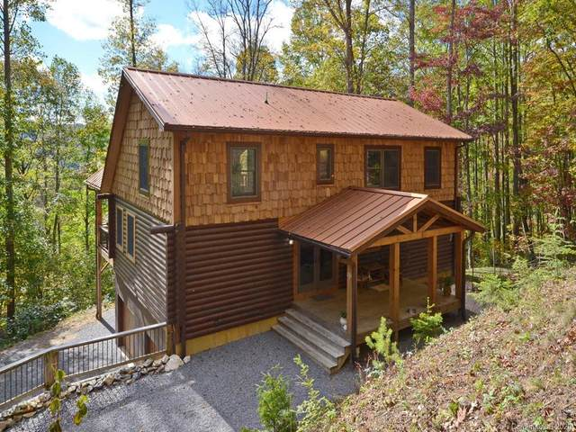 281 Grouse Road, Clyde, NC 28721 (#3630196) :: Carlyle Properties