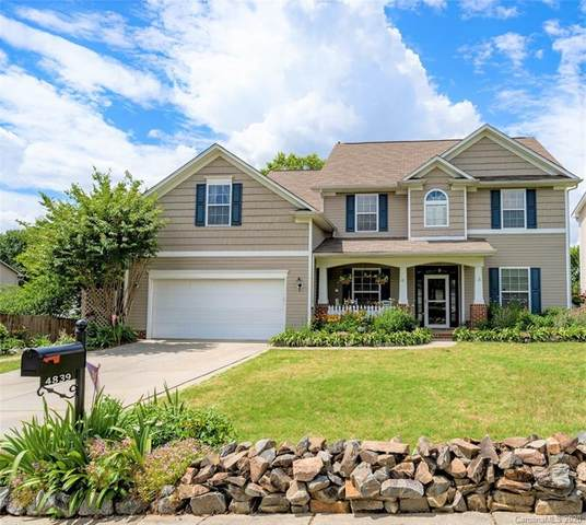 4839 Turnridge Court NW, Concord, NC 28027 (#3630209) :: DK Professionals Realty Lake Lure Inc.