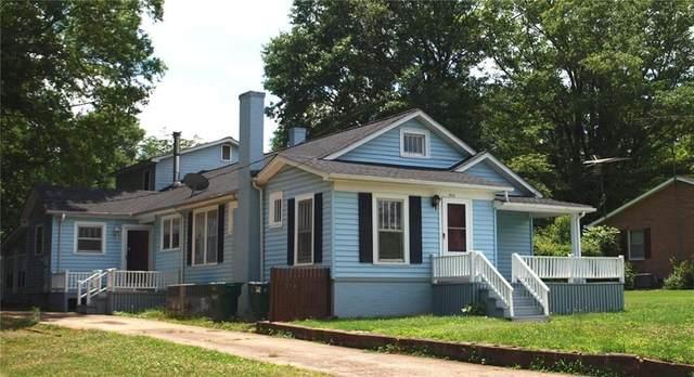 511 W 13th Street, Newton, NC 28658 (#3630211) :: Exit Realty Vistas