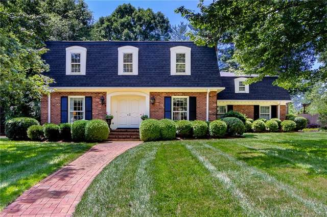 1212 Charter Place, Charlotte, NC 28211 (#3630237) :: Stephen Cooley Real Estate Group