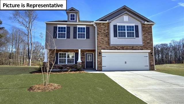 8631 Hunters Knoll Lane, Charlotte, NC 28215 (#3630329) :: Carlyle Properties