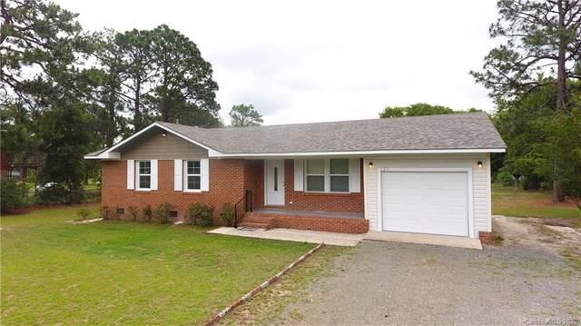 121 Kristy Lane, Rockingham, NC 28379 (#3630339) :: LePage Johnson Realty Group, LLC