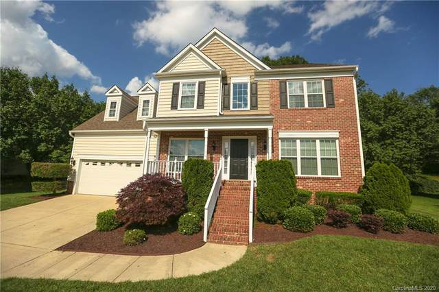 7777 Orchard Park Circle, Harrisburg, NC 28075 (#3630391) :: TeamHeidi®